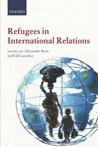 Refugees in International Relations - cover