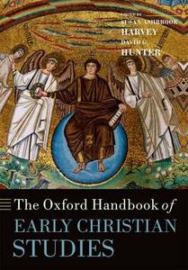 The Oxford Handbook of Early Christian Studies - cover