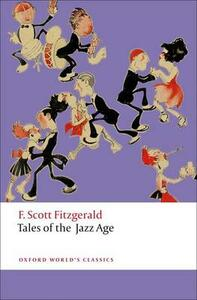 Tales of the Jazz Age - F. Scott Fitzgerald - cover