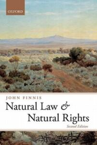 Natural Law and Natural Rights - John Finnis - cover
