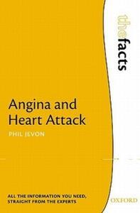 Angina and Heart Attack - Philip Jevon - cover