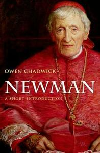 Newman: A Short Introduction - Owen Chadwick - cover