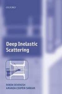 Deep Inelastic Scattering - Robin Devenish,Amanda Cooper-Sarkar - cover