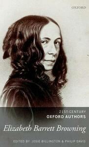 Elizabeth Barrett Browning: 21st-Century Oxford Authors - cover
