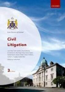 Civil Litigation - cover