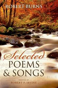 Selected Poems and Songs - Robert Burns - cover