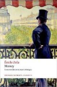 Money - Emile Zola - cover