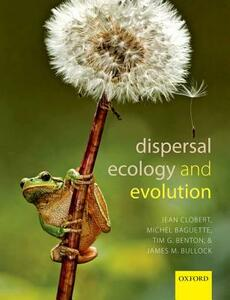 Dispersal Ecology and Evolution - cover