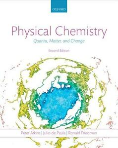 Physical Chemistry: Quanta, Matter, and Change - Peter Atkins,Julio De Paula,Ronald S. Friedman - cover