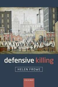 Defensive Killing - Helen Frowe - cover