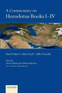 A Commentary on Herodotus Books I-IV - David Asheri,Alan B. Lloyd,Aldo Corcella - cover