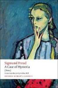 A Case of Hysteria: (Dora) - Sigmund Freud - cover