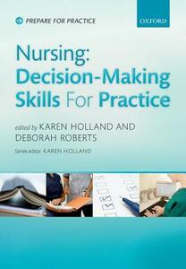 Nursing: Decision-Making Skills for Practice - cover