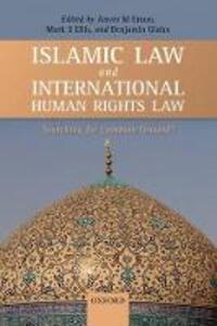 Islamic Law and International Human Rights Law - Benjamin Glahn - cover