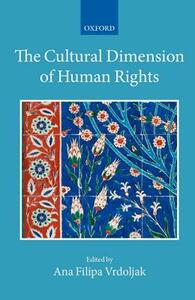The Cultural Dimension of Human Rights - cover