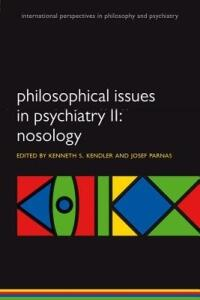 Philosophical Issues in Psychiatry II: Nosology - cover