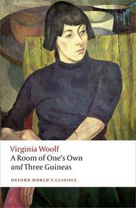 A Room of One's Own and Three Guineas - Virginia Woolf - cover
