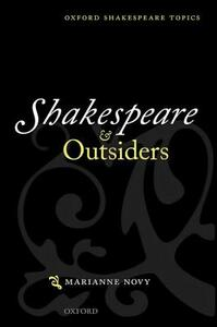 Shakespeare and Outsiders - Marianne Novy - cover