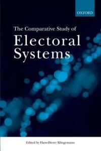 The Comparative Study of Electoral Systems - cover