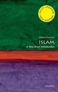 Islam: A Very Short Introduction - Malise Ruthven - cover