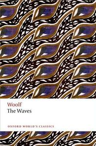 The Waves - Virginia Woolf - cover