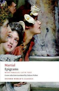 Epigrams: With parallel Latin text - Martial - cover
