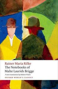 The Notebooks of Malte Laurids Brigge - Rainer Maria Rilke - cover