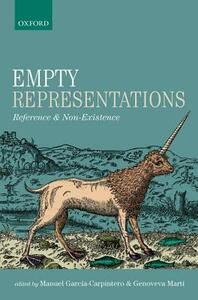 Empty Representations: Reference and Non-Existence - cover