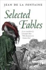 Selected Fables - Jean de La Fontaine - cover