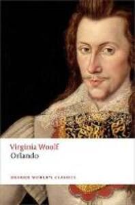 Orlando - Virginia Woolf - cover