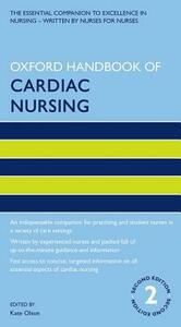 Oxford Handbook of Cardiac Nursing - cover