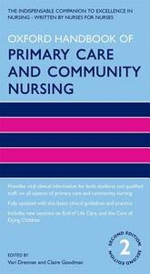 Oxford Handbook of Primary Care and Community Nursing - cover