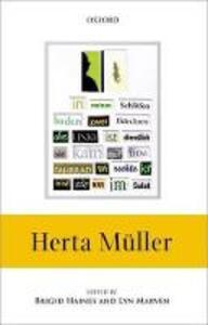 Herta Muller - cover
