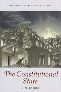 The Constitutional State - Nick Barber - cover