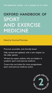 Oxford Handbook of Sport and Exercise Medicine - cover