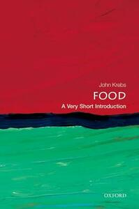 Food: A Very Short Introduction - John Krebs - cover