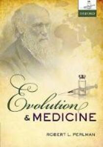 Evolution and Medicine - Robert Perlman - cover