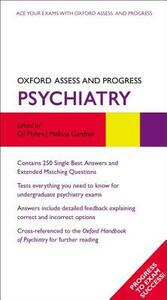 Oxford Assess and Progress: Psychiatry - cover