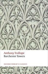Barchester Towers: The Chronicles of Barsetshire - Anthony Trollope - cover