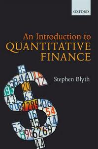 An Introduction to Quantitative Finance - Stephen Blyth - cover