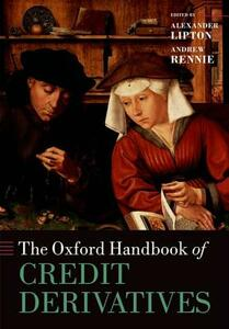 The Oxford Handbook of Credit Derivatives - cover