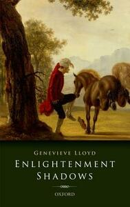Enlightenment Shadows - Genevieve Lloyd - cover