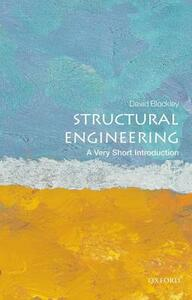 Structural Engineering: A Very Short Introduction - David Blockley - cover