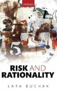 Risk and Rationality - Lara Buchak - cover