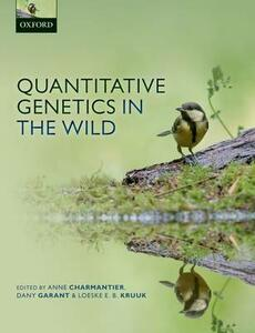 Quantitative Genetics in the Wild - cover