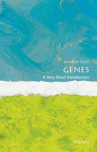 Genes: A Very Short Introduction - Jonathan Slack - cover