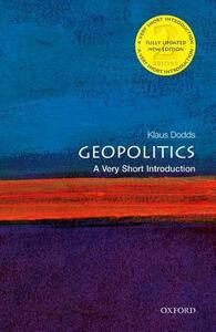 Geopolitics: A Very Short Introduction - Klaus Dodds - cover