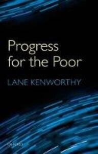 Progress for the Poor - Lane Kenworthy - cover