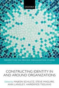 Constructing Identity in and around Organizations - cover