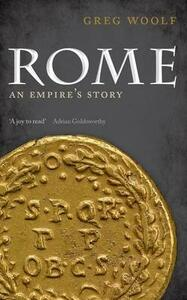 Rome: An Empire's Story - Greg Woolf - cover